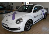 Fahrzeugbeschriftung VW Beetle