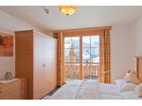 Schlafzimmer Apartment Fuchsbau