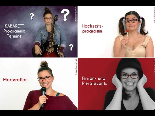 Guggi Hofbauer und Ihre Kabarettprogramme