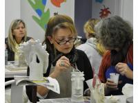 Keramik-Kreativ-Kurse für Erwachsene