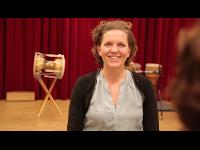 Katharina Loibner - TaKeTiNa advanced rhythm teacher