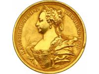 Medaille Maria Theresia