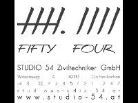 STUDIO 54 Ziviltechniker GmbH