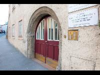 Ordination Eingang