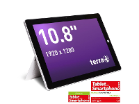10,8 Zoll Tablet