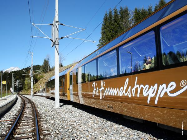Vorschau - Mariazellerbahn - Himmelstreppe