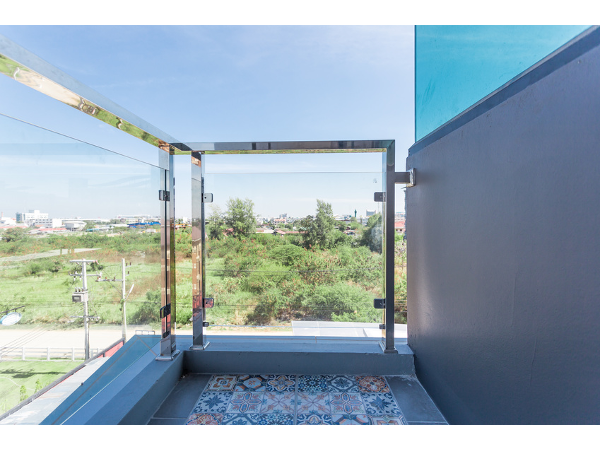 Vorschau - Aussengeländer Balkon