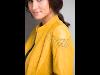 Lederjacke Damen gelb | Pelz-Ledermoden Susanne