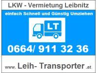 LKW Vermietung Leibnitz
