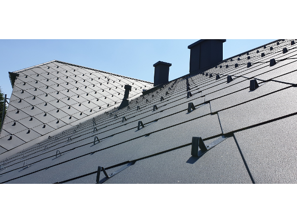 Prefa Dachplatte