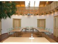 Seminarraum für 30-174 Personen