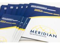 Folder Meridian drei.sprachen.zentrum