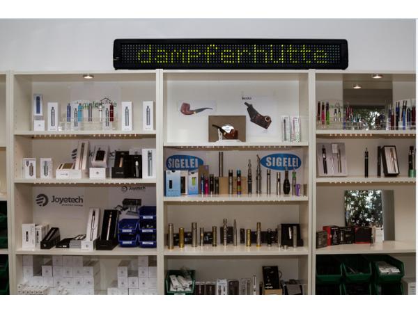 Vorschau - Foto 1 von Dampferhütte Graz - E Zigaretten Shop