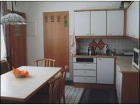 Fleger Appartements 60m² Küche + Sitzecke