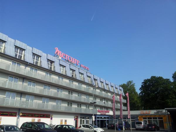 Vorschau - Hotel MERCURE GRAZ MESSE