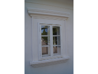 Kastenfenster Schloß Lackenbach
