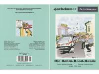 """Comic """"Wachzimmer Zwetschkengasse"""", Band 1"""