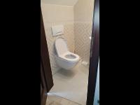 WC- Fliesen verlegen- Nachher