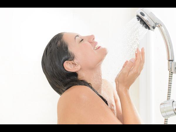 Samtweiches Wasser im ganzen Haus