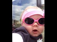 Baby-Sonnenbrillen