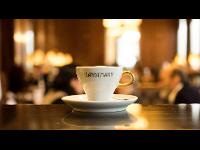 Wiener Melange im Café Landtmann