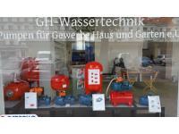 GH-Wassertechnik Pumpen für Gewerbe, Haus und Garten e.U.