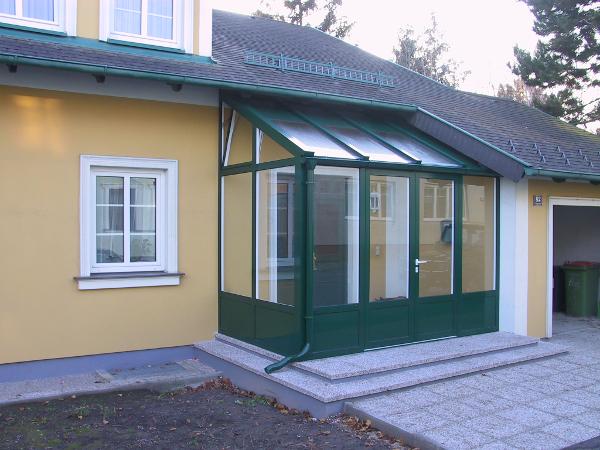 Eingangsverbau