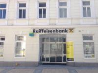 Raiffeisenbank Region St. Pölten eGen - Bankstelle Franziskanergasse