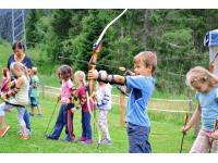 Jagdparcours Bogenschießen