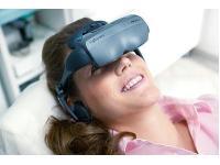 Komfort durch Videobrille