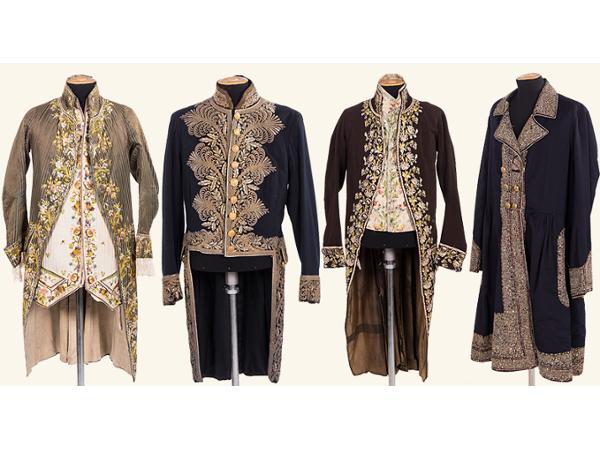 Vorschau - historische Kostüme - Verleih und Maßanfertigungen