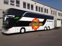 Die Reisebus-Oberliga: Der Stockbus Setra S431DT
