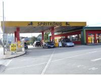 Spritkönig Tankstelle
