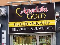 Goldankauf Linz - Juwelier - Anadolu Gold