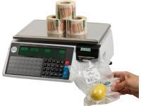 Etikettenwaage zur Vorverpackung - Preisauszeichnung