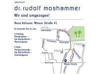 Anfahrtsplan - Praxi Dr. Rudolf Moshammer in St. Pölten