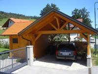 Zimmerei - Holzbau Gosch August