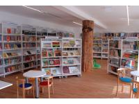 Kinderbuchabteilung
