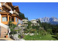 Gartenhotel Rosenhof bei Kitzbühel in Traumlage