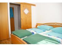 Appartement IV - Schlafzimmer