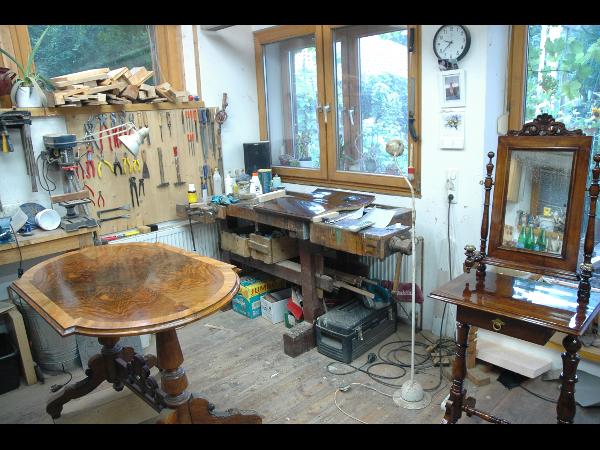 Vorschau - meine Werkstatt
