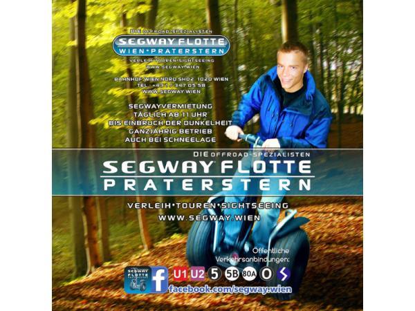 Segway Flotte
