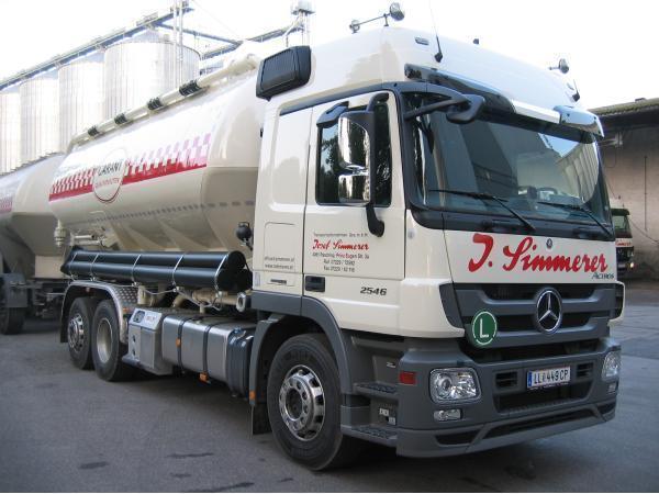 Vorschau - Foto 6 von Simmerer Josef Transportunternehmen GesmbH