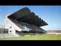 Stadion Lehen, SV Austria Salzburg, Planung, 1971, ADLHART Architekten
