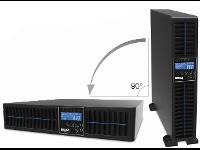 Einphasige USV-Anlage von Borri: Galileo 1000VA - 3000VA 1/1 zur Stromversorgung im Betrieb