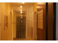 Eingangsbereich zum Labor