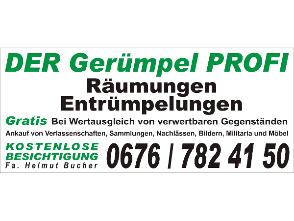 Vorschau - Der Gerümpel Profi