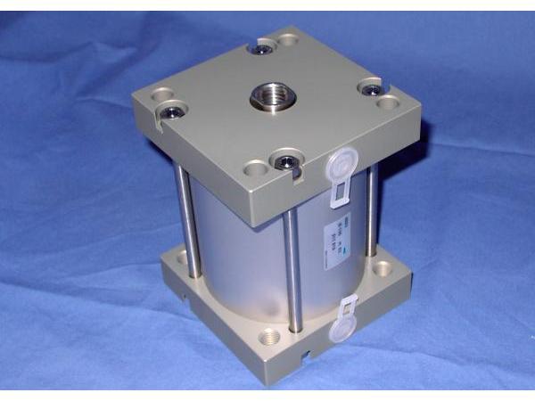 Rostfreier Zylinder D=100 H=63mm