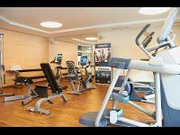 Alpenhaus.Fitnessraum