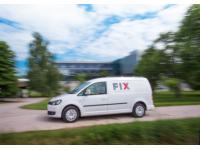 FIX - Ihr Servicetechniker immer prompt zur Stelle